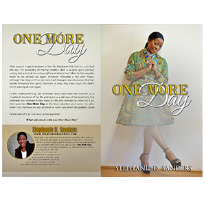 One More Day Limited Edition Autographed Book (Paperback)