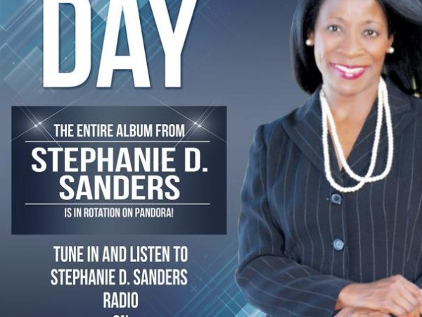 Listen to Stephanie D. Sanders Radio on Pandora